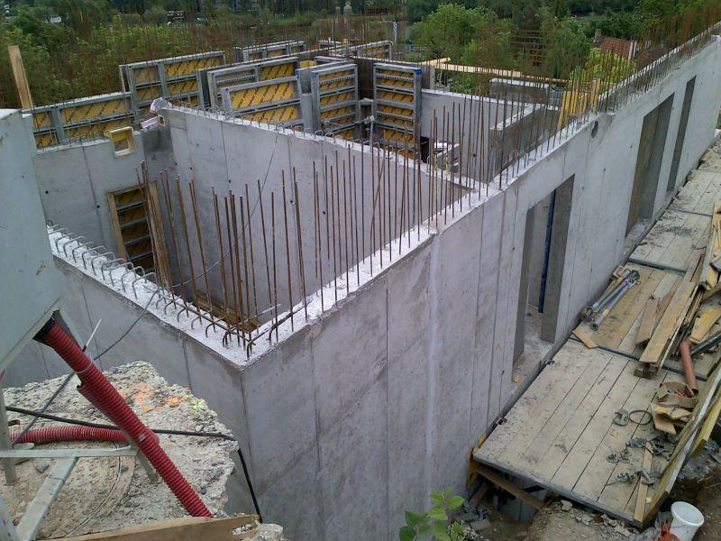 Готовые железобетонные стены плита под дорожную плиту
