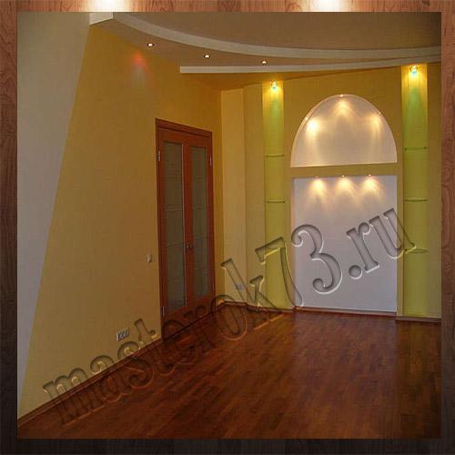 Ремонт в новостройке, цены на ремонт квартир в новостройке